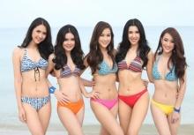 เด็ดๆเน้นๆ!!30สาวผู้ประกวดมิสไทยแลนด์เวิลด์อวดหุ่นสวยในชุดว่ายน้ำ!!