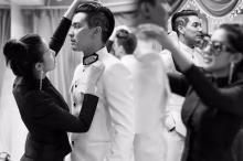 ใบเตย-ดีเจแมน สวมชุดไทยจิตรลดา-ชุดขอเฝ้า ภูมิใจที่เป็นคนไทย