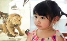 พ่อกอล์ฟ พา น้องชูใจ ไปดูหุ่นสิงโต แต่ดันมีอาการแบบนี้เกิดขึ้น!?