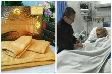 ช็อก!!ดารารุ่นใหญ่ ป่วยหนักเข้าไอซียู เปิดให้จองชุดสังฆทานเป็นค่ารักษา