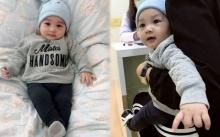 """อัพเดทภาพ """"น้องลีออง"""" ลูกชายอีกคนของ """"เสก"""" กับความน่ารัก ที่ทำเอาคนรอบข้างหลงรักไม่รู้ตัว!!"""