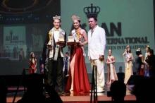 เผยโฉมหนุ่มหล่อสาวสวยคว้ามงกุฎ งาน Mister and Miss Asia international 2018