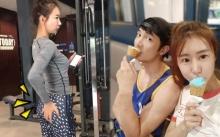 """จะเป็นยังไง? เมื่อ """"อ้วน รังสิต"""" เกิดหมั่นเขี้ยวบั้นท้ายภรรยาสาวชาวเกาหลี เด้งจนหน้าเตะ (มีคลิป)"""