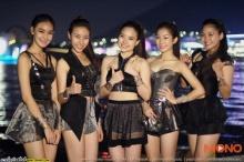"""สาวๆ candy mafia โชว์""""รำกินรี""""ประชันเหล่าซุปตาร์ใน """"2012 Asia Song Festival"""""""