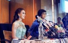 ฝ้าย เวฬุรีย์ สละมงกุฎ Miss Universe Thailand ทั้งน้ำตา