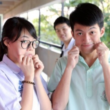 ชีวิตวัยเรียนของอิมเมจ ไอดอลวัยรุ่น
