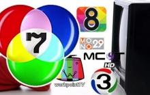 ส่อง 6 ช่องทีวีดิจิตอล สถานีไหนเนื้อหารุนเเรง ลามก หยาบคาย!!