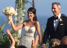 ยินดีด้วยจ้า 'จีน่า' แม่'เจด้า' ลูกสาวเจ'แต่งงาน'แล้ว