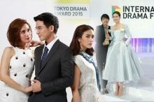 สามีตีตรา เจ๋ง.....คว้ารางวัลละครต่างชาติยอดเยี่ยม International Drama Festival in TOKYO 2015