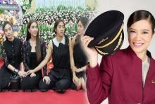บรรยากาศงานศพสุดอาลัย จูนน้องสาว จ๋า ครอบครัวเผยคำขอก่อนตาย