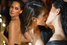 แตกตื่นทั้งงาน!! 'บี-น้ำทิพย์' จูบดูดดื่มสาวคนนี้กลางเวที นัวเนียจนม่านปิด(มีคลิป)