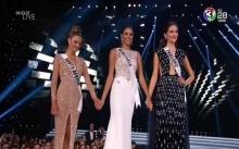 ประกาศรายชื่อ 3 คนสุดท้าย ผ่านเข้ารอบ Miss Universe 2017