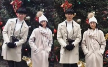 """โมเม้นท์น่ารักๆ ของ """"พุฒ-จุ๋ย"""" สวีทเว่อร์!! ในวันคริสต์มาส (มีคลิป)"""
