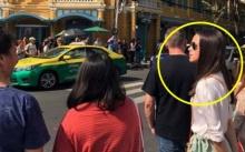 ไม่สังเกตแทบไม่รู้ !! ซุปตาร์สาว เดินข้างถนน แต่งตัวชิลล์ เนียนไปกับนักท่องเที่ยว?!