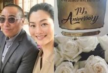 ของมันต้องมีหรู! ส่อง สู่ขวัญ ไอดอลหญิงไทย ฉลองแต่งสามีครบ14ปี