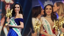 ปรบมือดังๆ!! โยชิ รินรดา คว้ารองชนะเลิศอันดับ 2 เวที Miss International Queen 2018