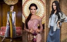 """ส่องแฟชั่นผ้าไทยของ """"ซูซี่ สุษิรา"""" หรือ """"แม่มะลิ"""" จากละครบุพเพสันนิวาส บอกเลยสวยมาก!!"""