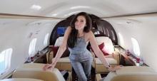 ศรีริต้า ใช้ชีวิตดั่งเจ้าหญิง นั่งเครื่องบินส่วนตัว เที่ยวลอนดอน กับหวานใจ