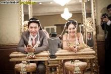 [คลิป] งาน แต่งงาน หนิง ปณิตา จิน จรินทร์ โรแมนติกมากๆ