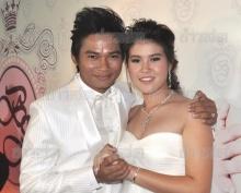 จา พนม เข้าพิธีฉลองมงคลสมรสน้องบุ้งกี๋ เผยท้องแล้วเดือนกว่าๆ