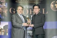 เวิร์คพอยท์ฯคว้ารางวัลนานาชาติองค์กรคุณภาพ เสี่ยตาบินรับรางวัลที่อิตาลี