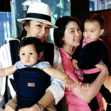 ครอบครัว เป้ย ปานวาด-นิหน่า สุฐิตาเที่ยวศรีพันวา ด้วยกัน