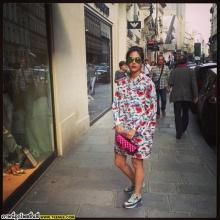 pic:: ชมพู่ อารยา ตะลุย เที่ยว ปารีส