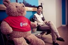 ท่าแอคเริดๆของ ดีเจมะตูม และ พี่หมี TEENEE.COM (2)
