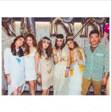 Pic : เก็บตกปาร์ตี้วันเกิดแนน ปิยะดา เหล่าพ้องเพื่อนร่วมงานเพียบ