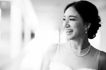ภาพสวยจากงานแต่ง พลอย-เต้นท์