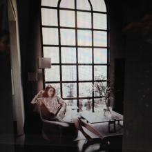 Pic : สวยเป๊ะเว่อร์ มิน พีชญา กับเบื้องหลังถ่ายนิตยสาร