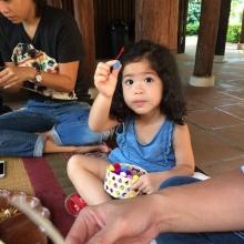 Pic : น้องนาวา ลุกแม่อ้อม พิยดา นับวันยิ่งน่ารัก