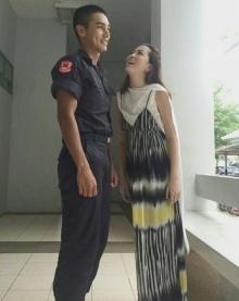 กีฟ อรลีฬห์ บุกกรมทหารเยี่ยม บูม แฟนหนุ่ม หวานเว่อร์ยังกับซีรีส์เกาหลี