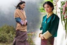 สมเด็จพระราชินี แห่ง ภูฎาน กับ ฉลองพระองค์เรียบง่ายแต่งดงาม