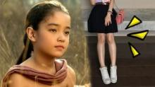 แตกเนื้อสาว!! มณีจันทร์ จากเด็กหญิง 10ปี ผ่านไป ล่าสุดเธอเป็นสาวเต็มตัวแล้ว!!