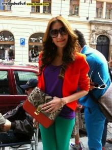 Pic: เนย โชติกา นางร้ายมาแรง หน้าชีสวยดีนะ!!