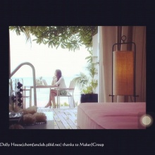 PIC ชมพู่ - โฬม สวีทหวานในกองละคร คุณสามี(กำมะลอ)ที่รัก