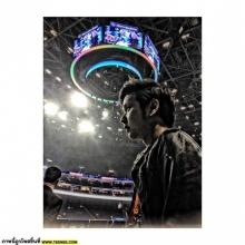 Pic : นักร้องหนุ่มหล่อ โต๋ ศักดิ์สิทธิ์ หล่อมาก ณ ต่างประเทศ