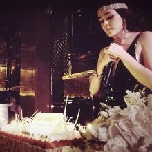 จัดเต็ม ปาร์ตี้วันเกิด ชมพู่ อารยา ดาราเซเลป เพียบ