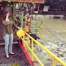 Pic : ปู ไปรยา กับวันชิลๆของเธอ @IG