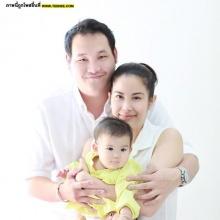 Pic : น้องเวลา ลูกสาวตัวน้อย พลอย จินดาโชติ