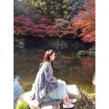 แต้ว ณฐพร กับมุม สวยๆ ที่ ญี่ปุ่น ในเบื้องหลังละคร รอยรักหักเหลี่ยมตะวัน