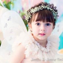 Pic: น้องเจนน่า  ลูกสาวคนใหม่ นุ่น วรนุช จากละคร อีสา
