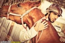 ภาพใหม่ๆของ หนุ่อาหรับสุดหล่อ Omar Borkan Al Gala