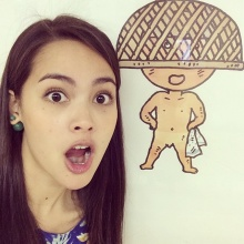 ญาญ่า อุรัสยา นางเอกน่ารัก แสนซน(instagram)