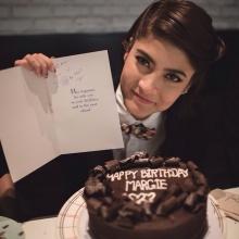 Pic : ธีมปาร์ตี้วันเกิดสุดเก๋มาร์กี้ ราศรี เริ่ดเว่อร์