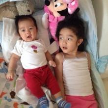 Pic : น้องณดล ลูกพ่อบรู๊ค แม่กบ นับวันยิ่งน่ารัก