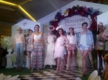 Pic : กัสจัง หวาน สดใส ที่งาน Blossom Mania