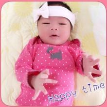 Pic : น้องโมนา ลูกสาวนางร้ายปอย ปวีณา น่ารักน่าเอ็นดู