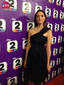 ซาร่า มาลากุล กับชุดเดรสดำสวย